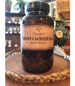 Earth/Burdock & Dandelion Blend, Jar 160g