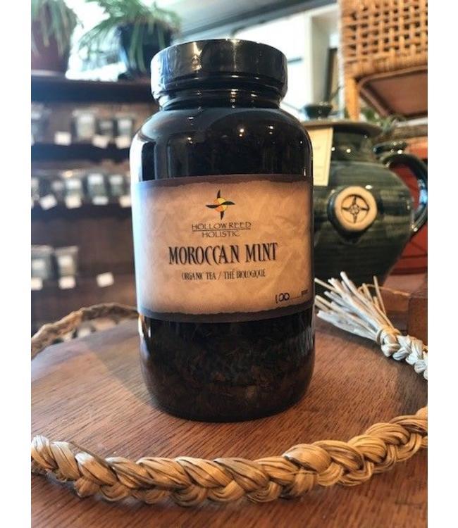 Moroccan Mint Tea, Jar 100g
