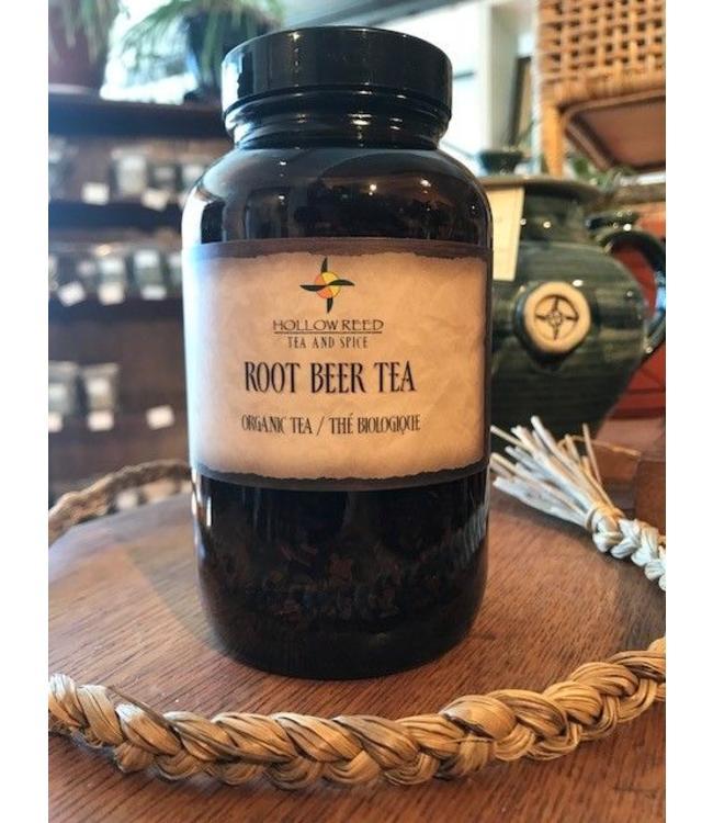 Root Beer Tea, Jar 120g