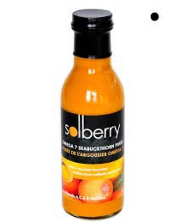 Solberry Puree