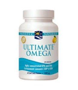 Nordic Naturals Ultimate Omega, 60 soft gels