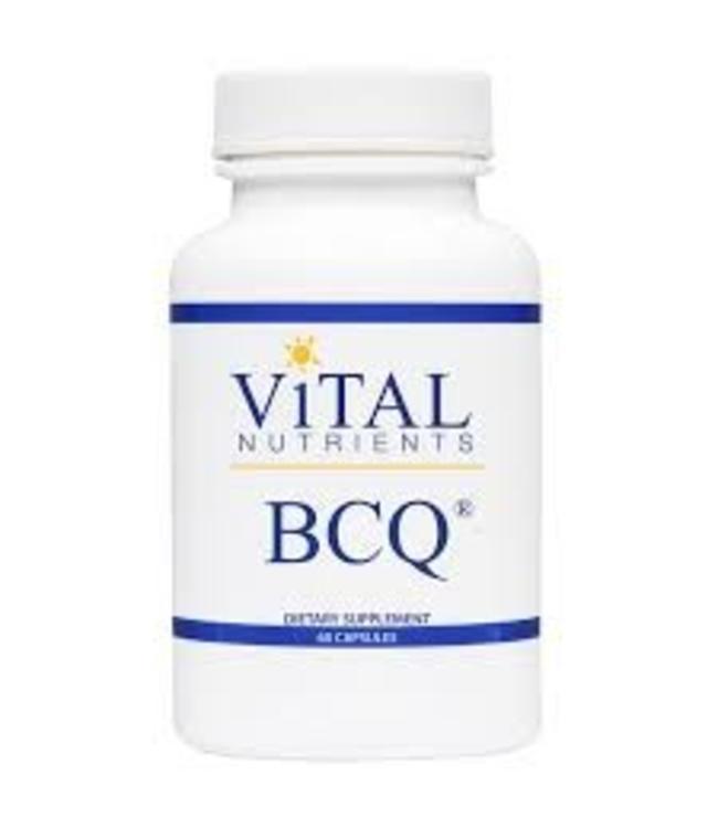 BCQ, 60 capsules