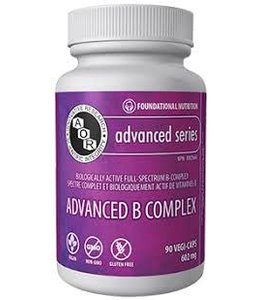 AOR Advanced B Complex 180 capsules