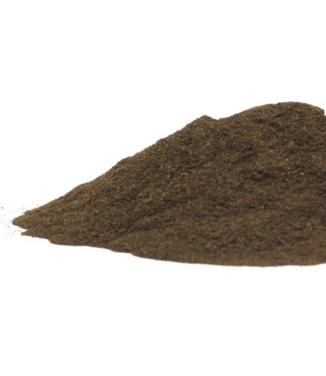 Black Walnut Hull, powder 1/2 lb