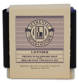 Lavender Square Soap