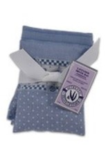 Lavender Dryer Bags--Set of 3