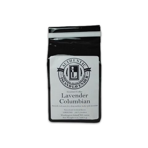 Lavender Colombian Coffee