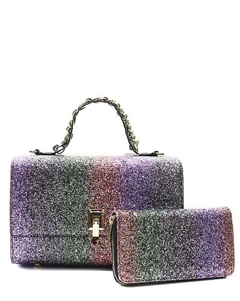 Taste The Rainbow Handbag Set