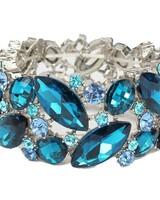 Deep Blue Ocean Jewel Bracelet