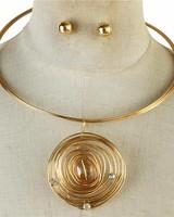 Dizzy Spell Necklace Set