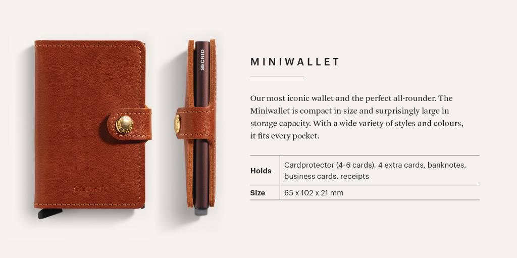 Secrid Secrid Miniwallet