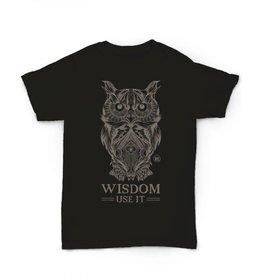 Hempy's Owl Wisdom T-Shirt