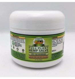 250 mg Hemp Salve