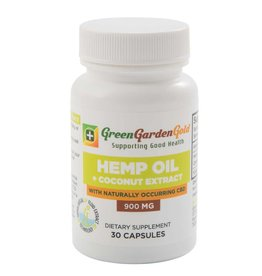Green Garden Gold 30mg Capsules