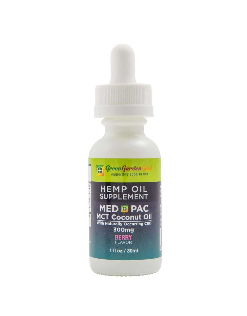 Med Pac Tinctures - 300mg-4000mg
