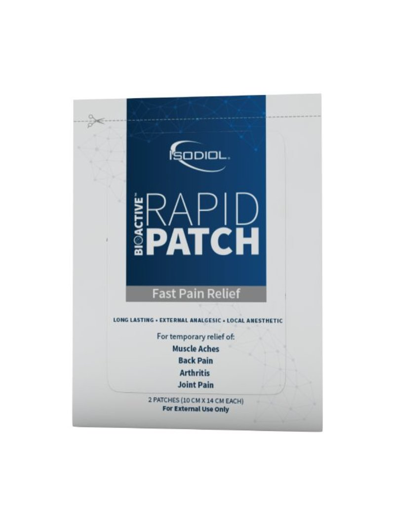 Isodiol Rapid Patch