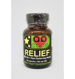 AP Caps Relief Capsules-30 count