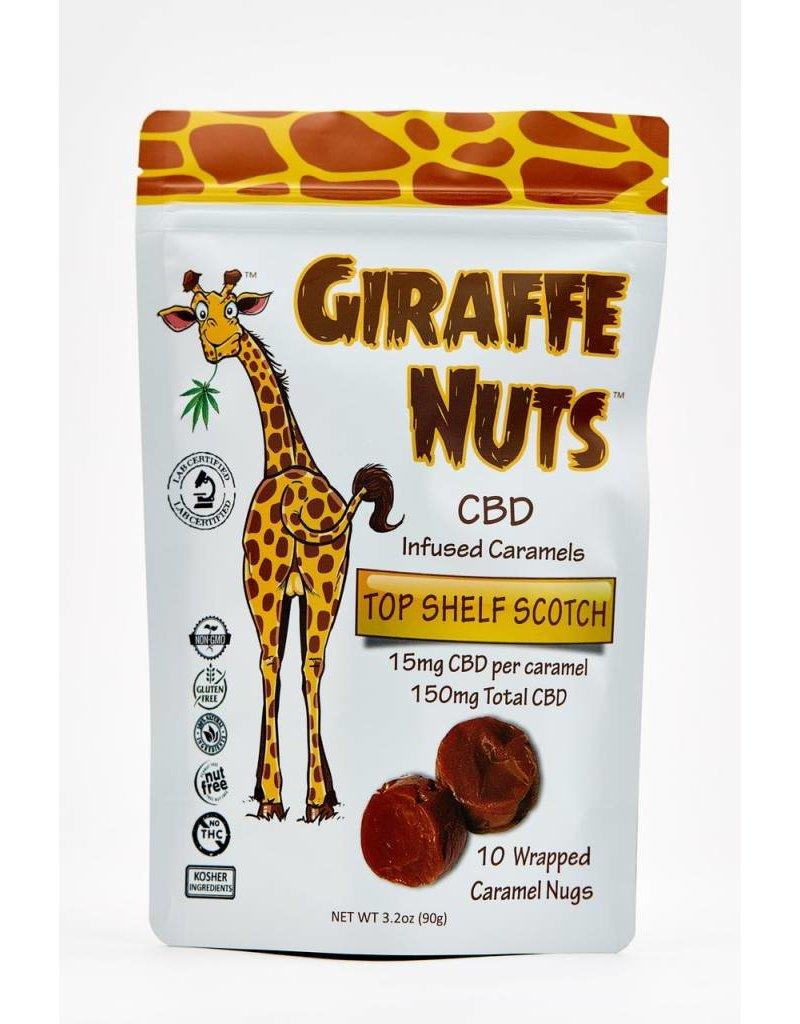 Giraffe Nuts Caramels
