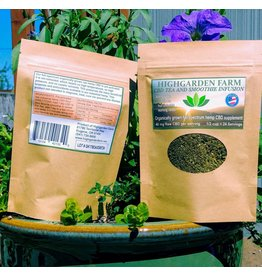 Highgarden Farm Hemp Tea & Smoothie Infusion