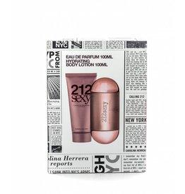 CAROLINA HERRERA CAROLINA HERRERA 212 SEXY 2pcs Set (FEMME)