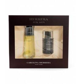 CAROLINA HERRERA CAROLINA HERRERA HERRERA POUR HOMME 2pcs Set