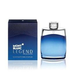MONT BLANC MONT BLANC LEGEND SPECIAL EDITION (BLUE)