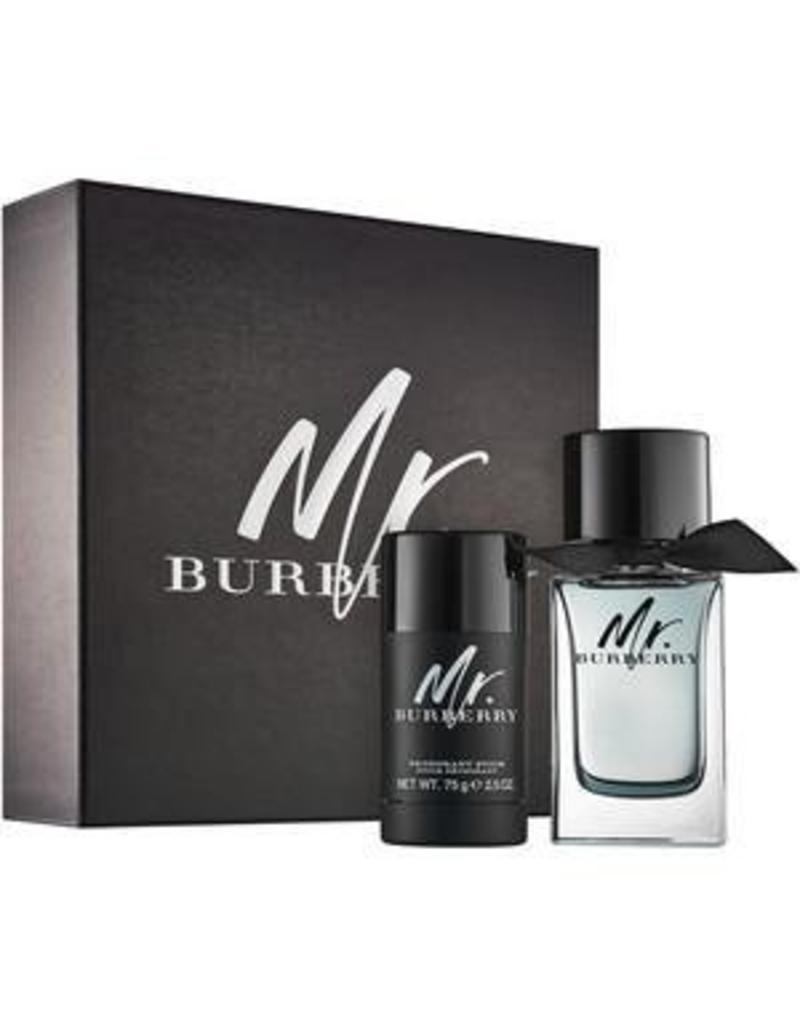 BURBERRY BURBERRY MR. BURBERRY 2pcs Set