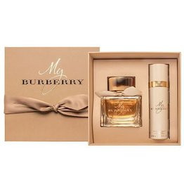 BURBERRY BURBERRY MY BURBERRY 2pc Set