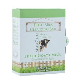 Moogoo MooGoo Goats Milk Soap 130gm