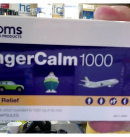 Phytologic blooms Blooms GingerCalm 1000mg Travel Pack vege  15 capsules