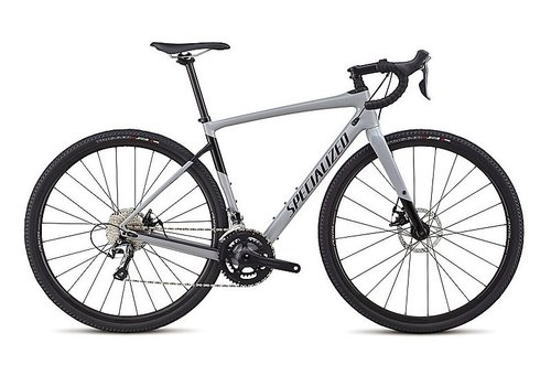 Specialized 2018 Specialized Diverge Sport Gloss Cool Grey/Black