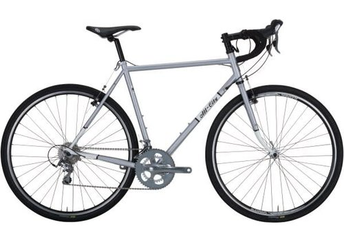 All-City All-City Spacehorse Cantilever Silver/White