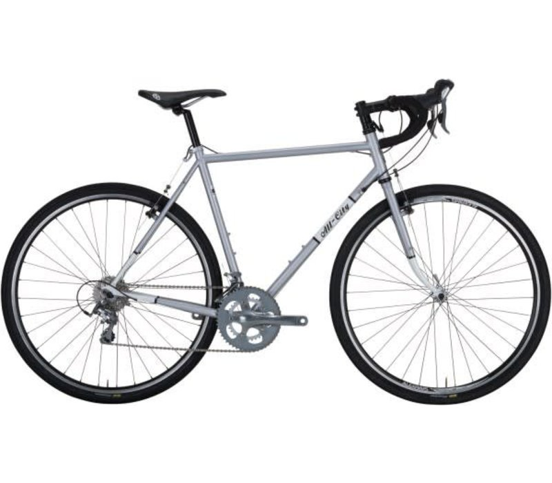 All-City Spacehorse Cantilever Silver/White