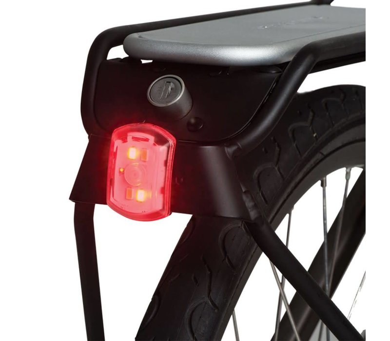 BlackBurn 2FER USB Front/Rear Light 2-Pack, Black