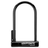 Kryptonite Keeper Standard U-Lock: 4 x 8""
