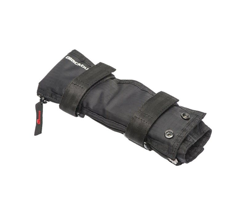 Blackburn Outpost Wrap Bag Black
