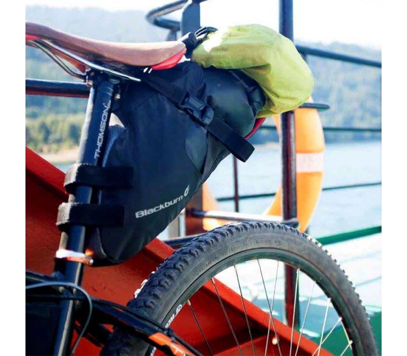 BlackBurn OUTPOST SEAT PACK W/ DRY BAG BLACK