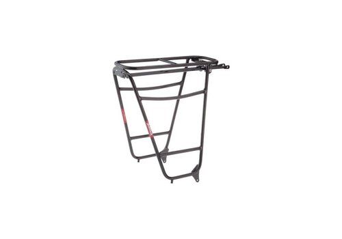 Salsa Salsa Wanderlust HD Rear Rack, Black