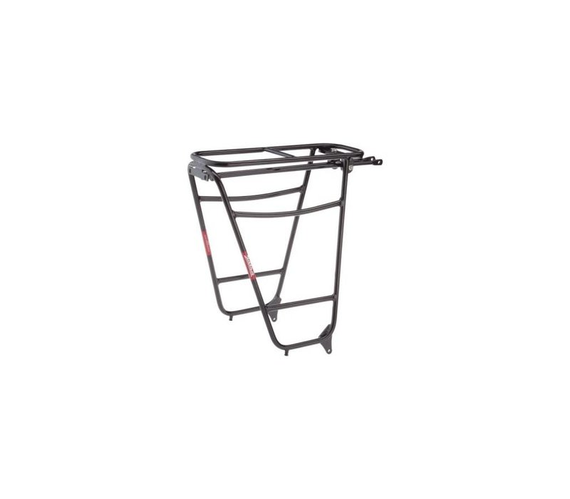 Salsa Wanderlust HD Rear Rack, Black