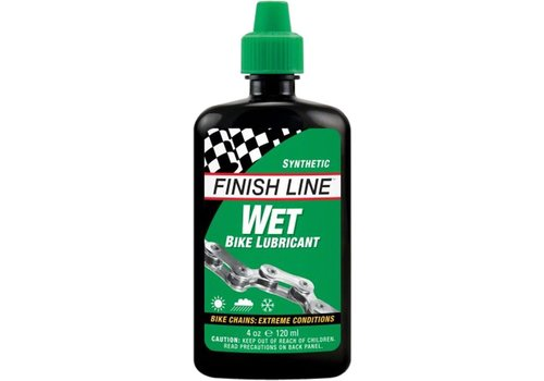 Finish Line Finish Line WET Lube, 4oz Drip