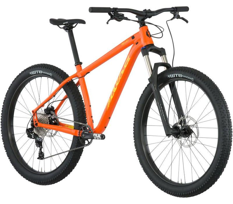 Salsa Timberjack NX1 27.5+ Orange