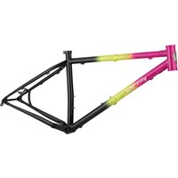 All-City Electric Queen Frameset Large Green/Pink/Black