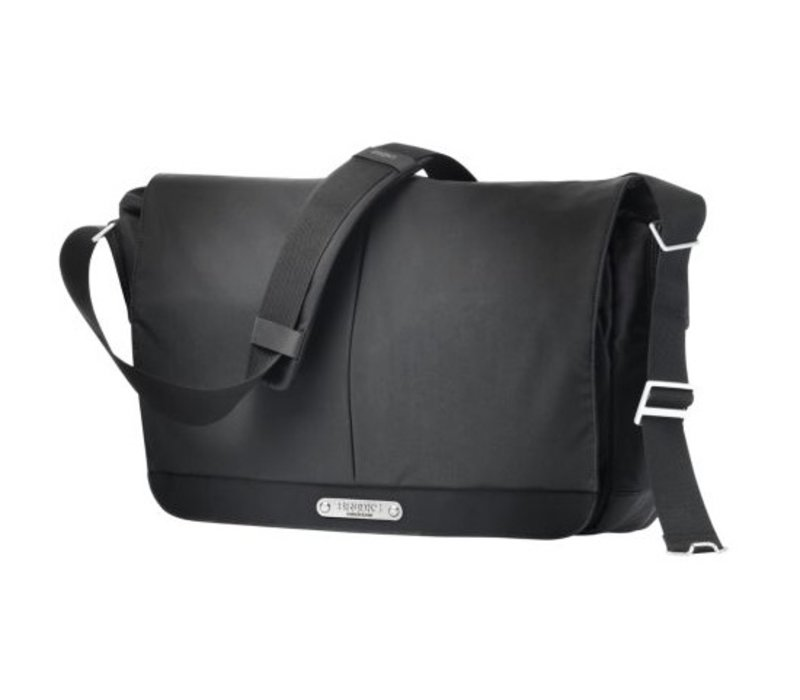 Brooks Strand Messenger Bag Discovery - Black