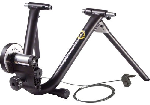 CycleOps CycleOps Mag Plus Trainer with Remote: Black