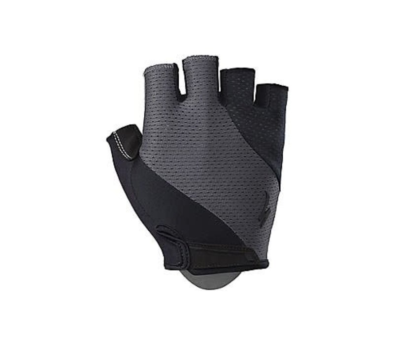 Specialized Body Geometry Gel Gloves Black/Carbon Grey