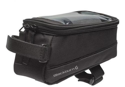 BLACKBURN BlackBurn Local PLUS Top Tube Bag Black