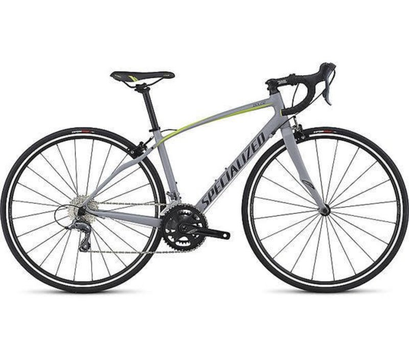 Specialized 2017 Dolce Cool Grey/Hyper/Tarmac Black