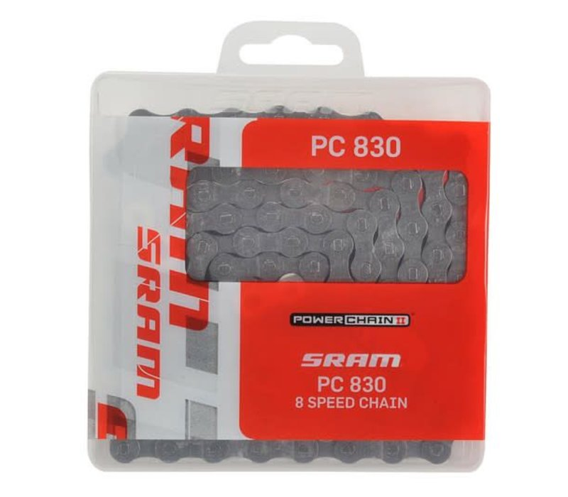SRAM PC-830 6,7,8 speed Chain Gray with Powerlink