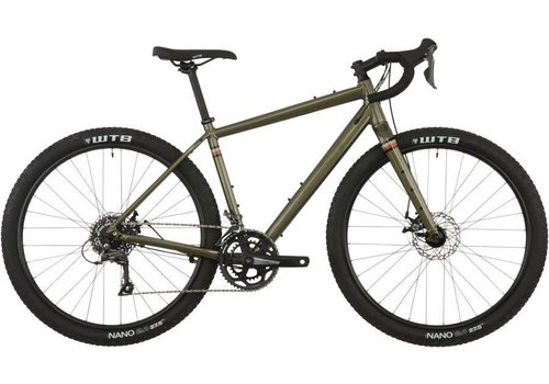 Salsa 2018 Salsa Journeyman Claris 650 Dark Olive