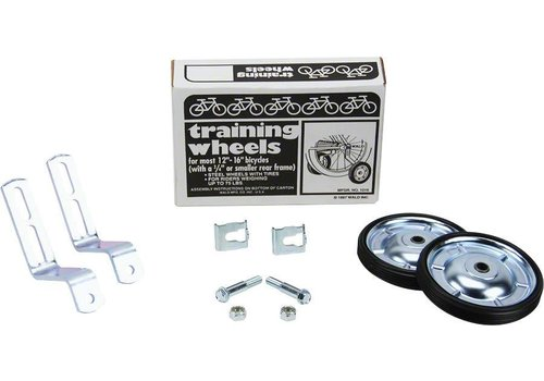 "Wald Training Wheels Kit: 12 - 16"""